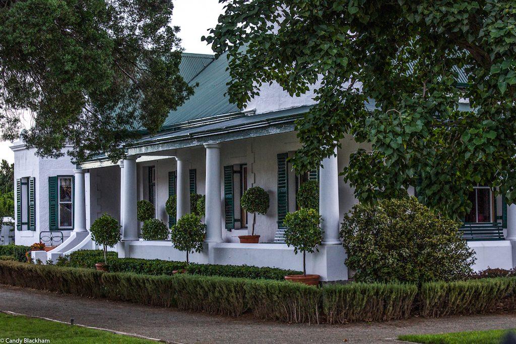 GR house, 0-