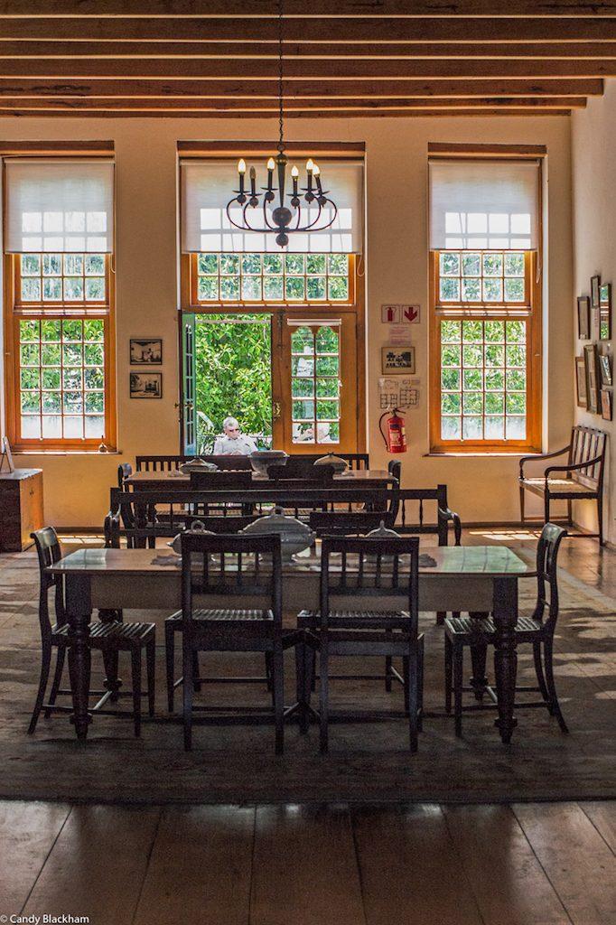 Reinet House interior-