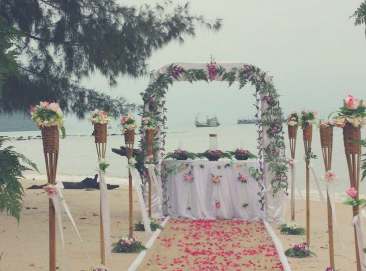Why Koh Samui is the Perfect Wedding Destination