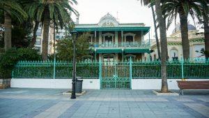 Benicassim villas promenade