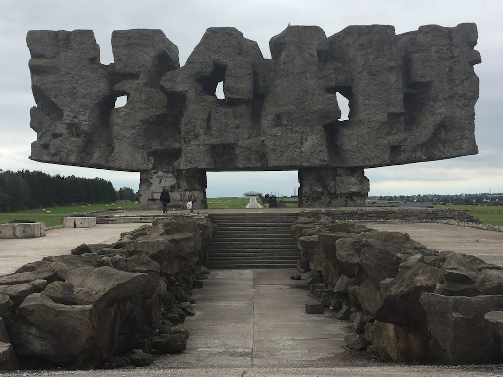 Majdanek – Visiting A Nazi Concentration Camp