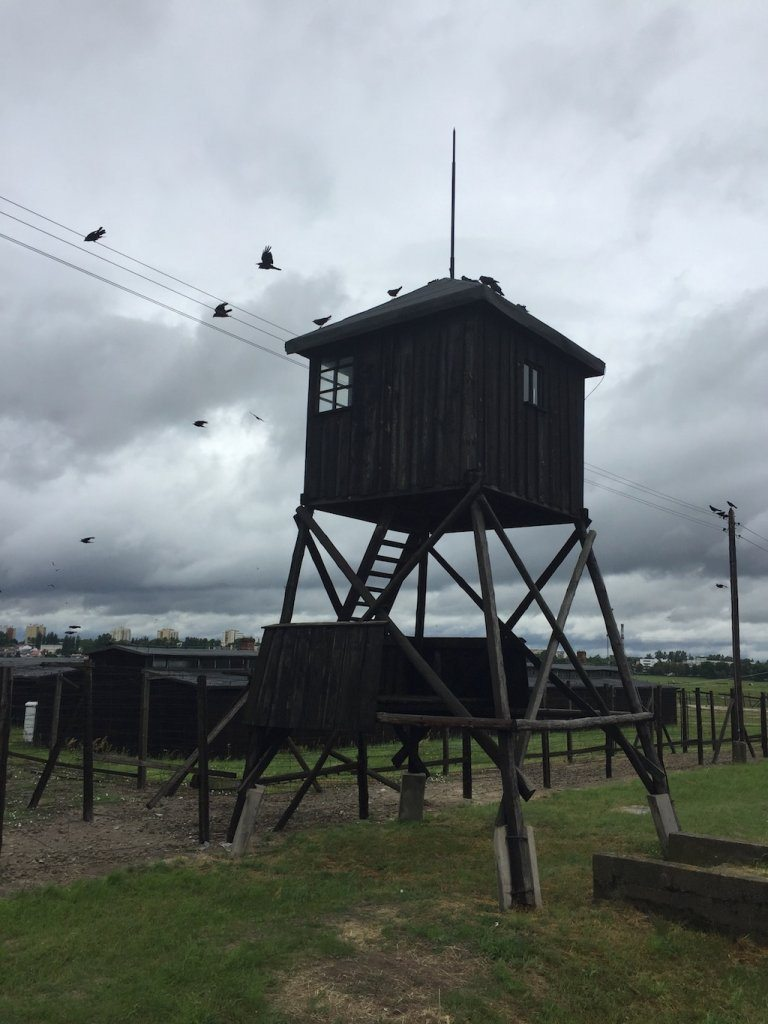 Majdanek concentration camp   Ladies What Travel