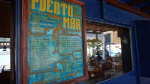 Puerto Mar restaurant Peniscola