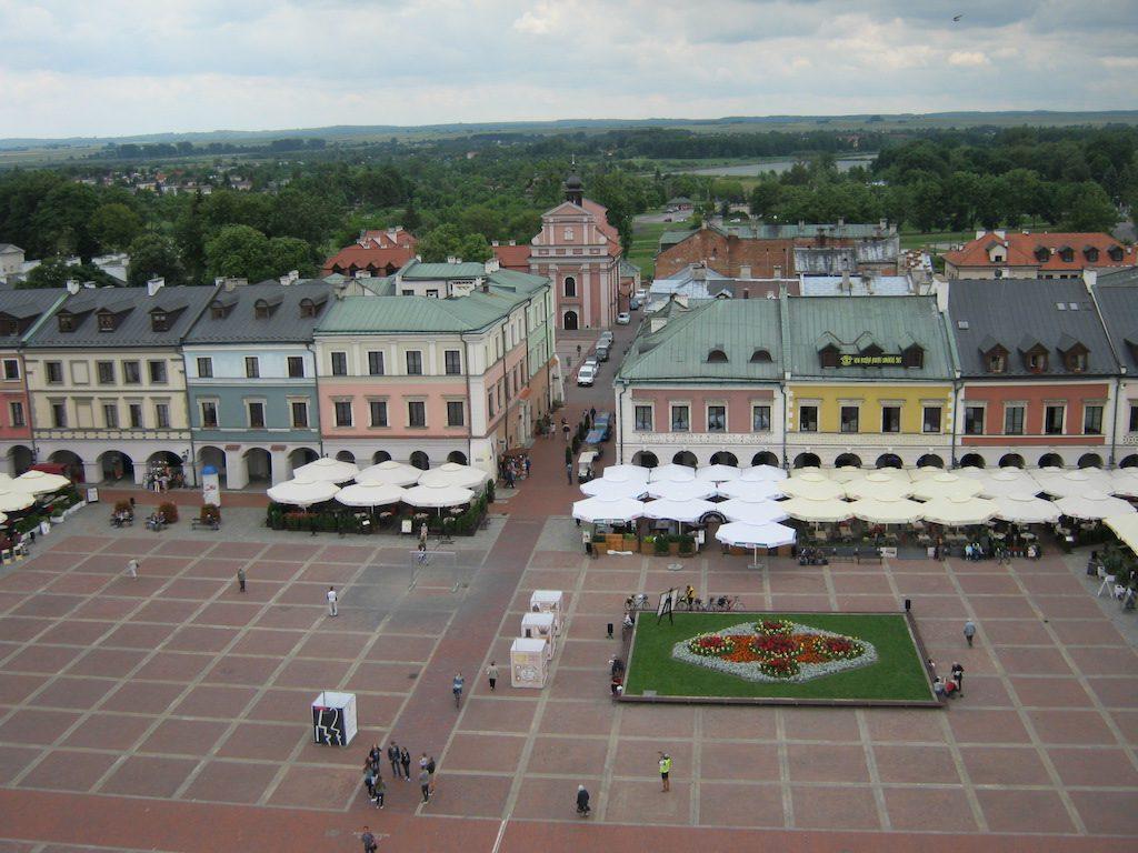 Is Zamość Poland's best kept secret?