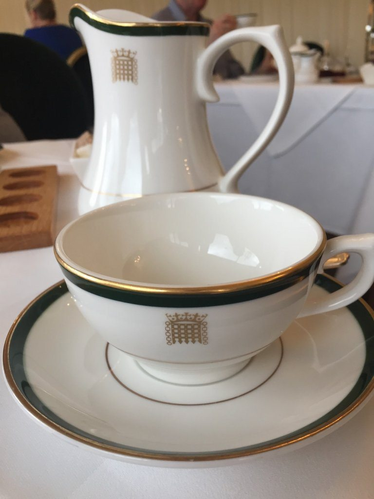 afternoon tea at the houses of parliament | Ladies What Travel