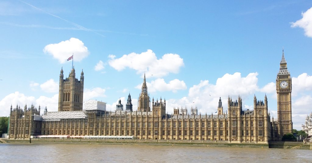 Parliament Tea Room