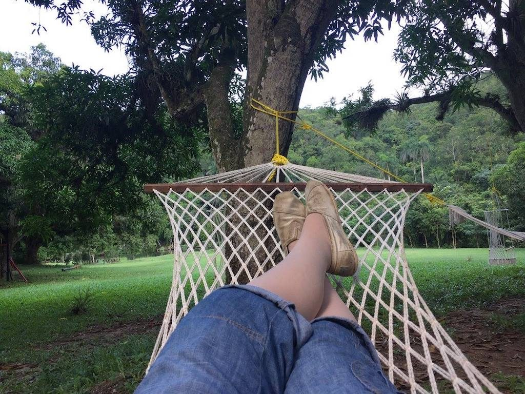 Giving myself permission to slow down and relax – I'm taking a real holiday!