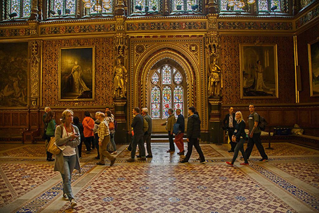 Tour of the Houses of Parliament   Ladies What Travel 11