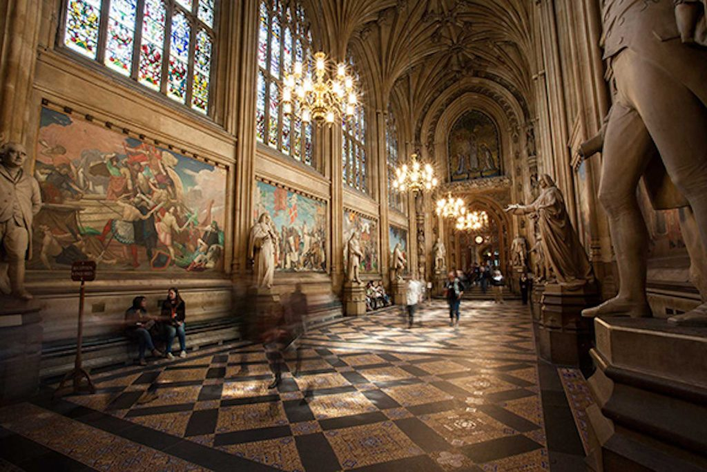 Tour of the Houses of Parliament | Ladies What Travel
