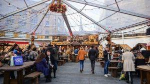 Jagerbarn at Bristol Christmas Market