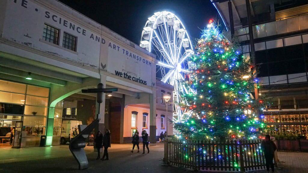 Festive fun in Bristol for Christmas 2017