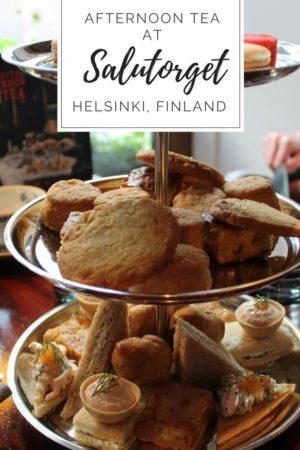 Salutorget afternoon tea review | Ladies What Travel