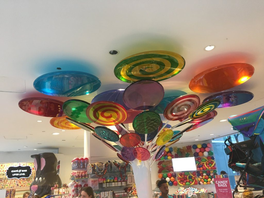 Dylan's Candy Bar lollypops