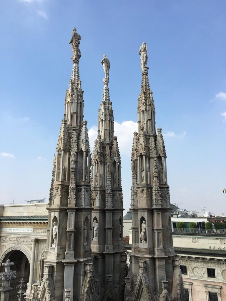 A long weekend in Milan