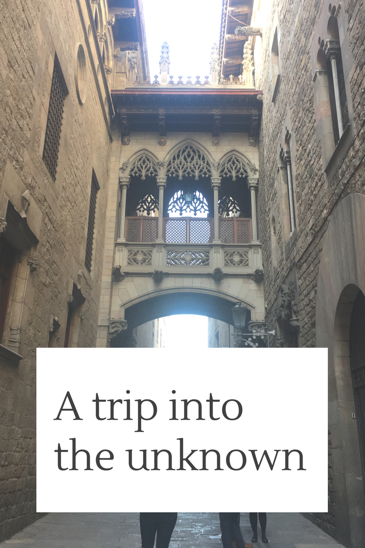 A trip into the unknown with Srprs.me