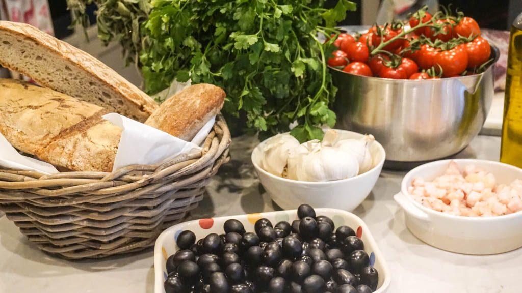 Experiencing the tastes of Tuscany