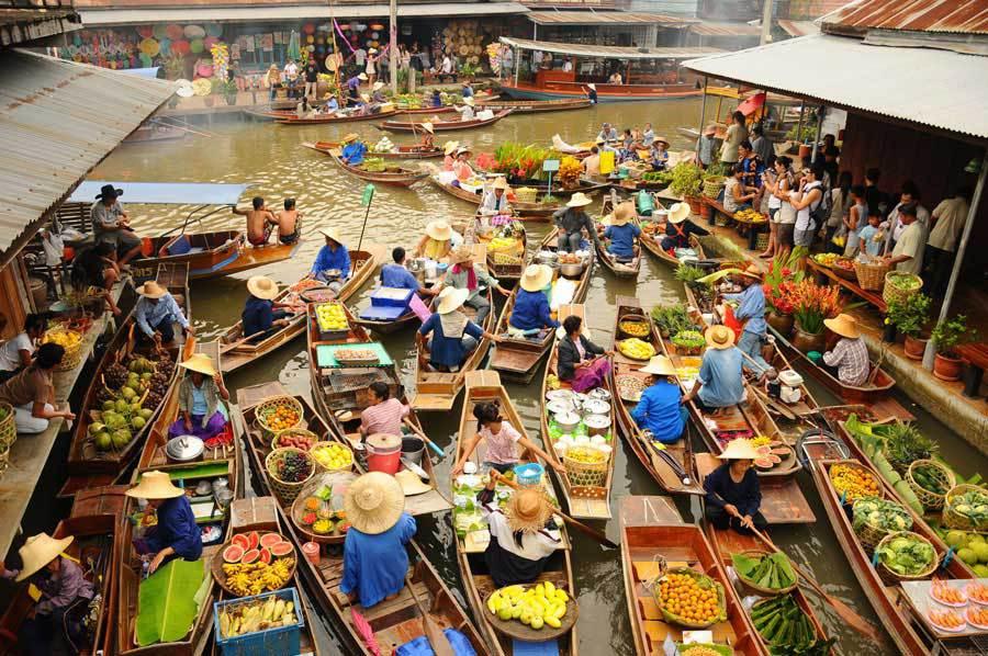 bangkok-damnoen-saduak
