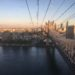 The Queensborough Bridge from the cable car.