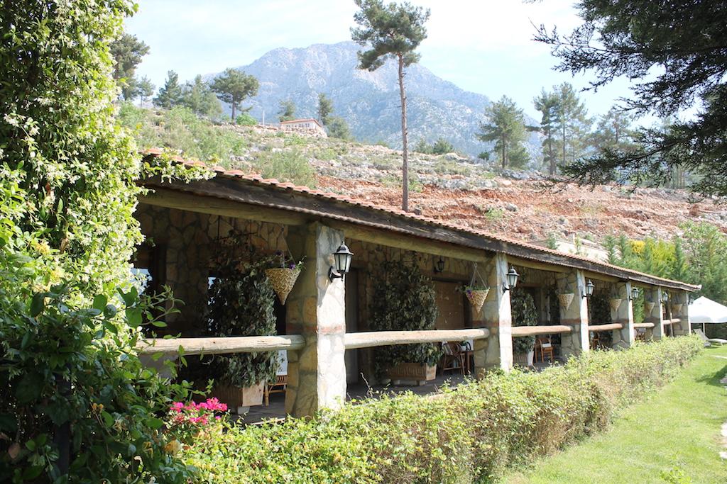 Olympos Mountain Lodge Beycik review Turkey