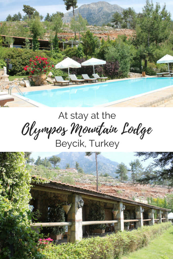 Olympos Mountain Lodge Beycik review Turkey