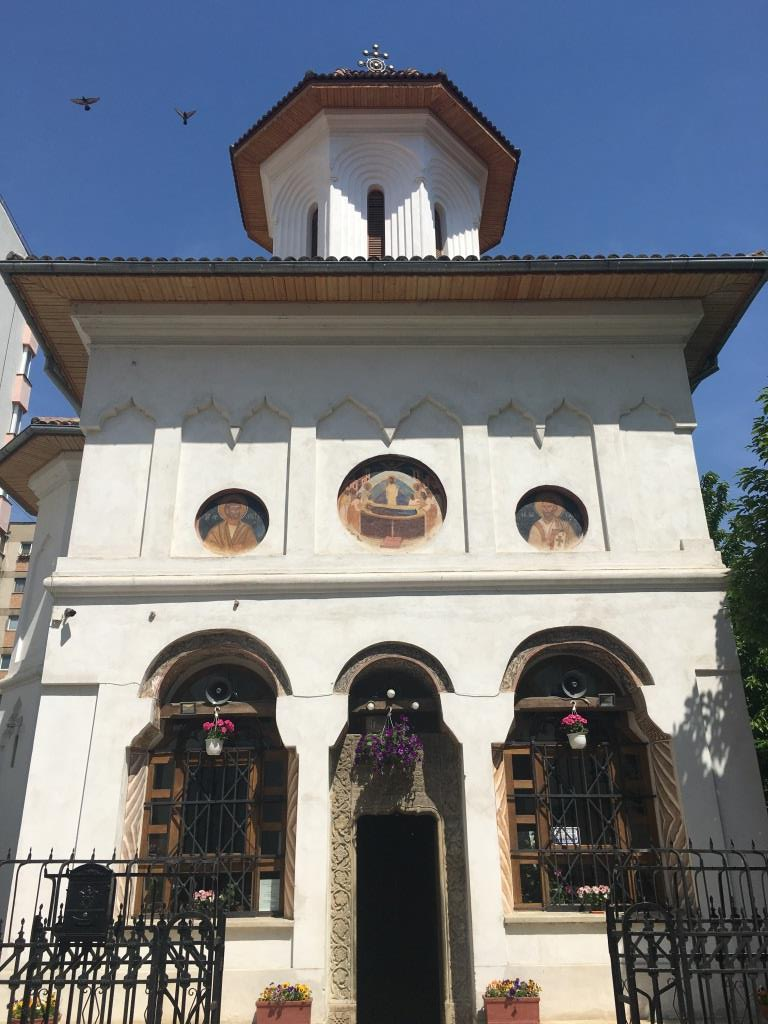Olari Church - Bucharest architecture