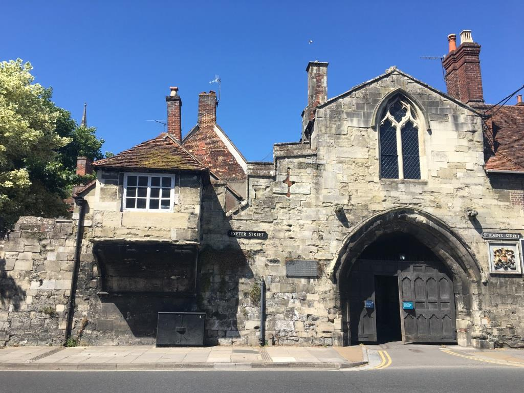 One day in Salisbury - Treasure Trail