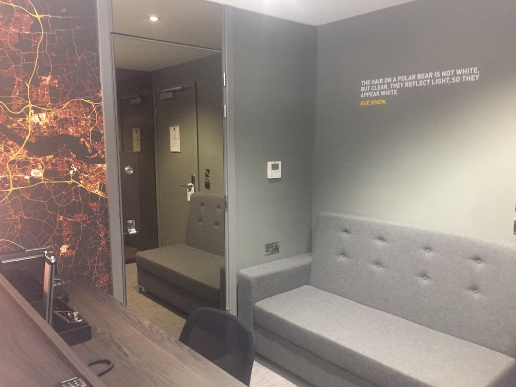 LUMA Concept Hotel Hammersmith London review | Ladies What Travel