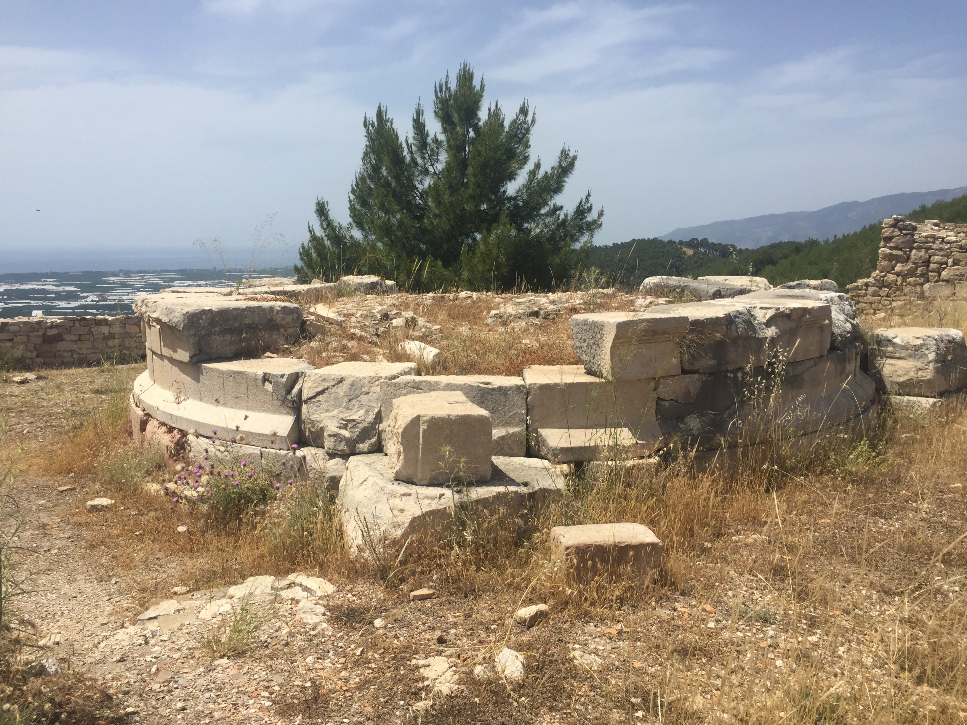 Ruins of Rhodiapolis, Turkey | Ladies What Travel