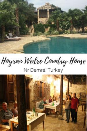 Hoyran Wedre Country House Turkey