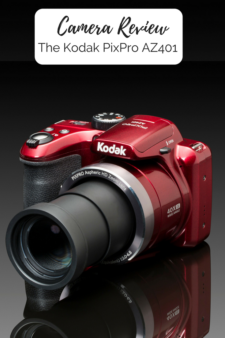 The Kodak PixPro AZ401 camera review | Ladies What Travel