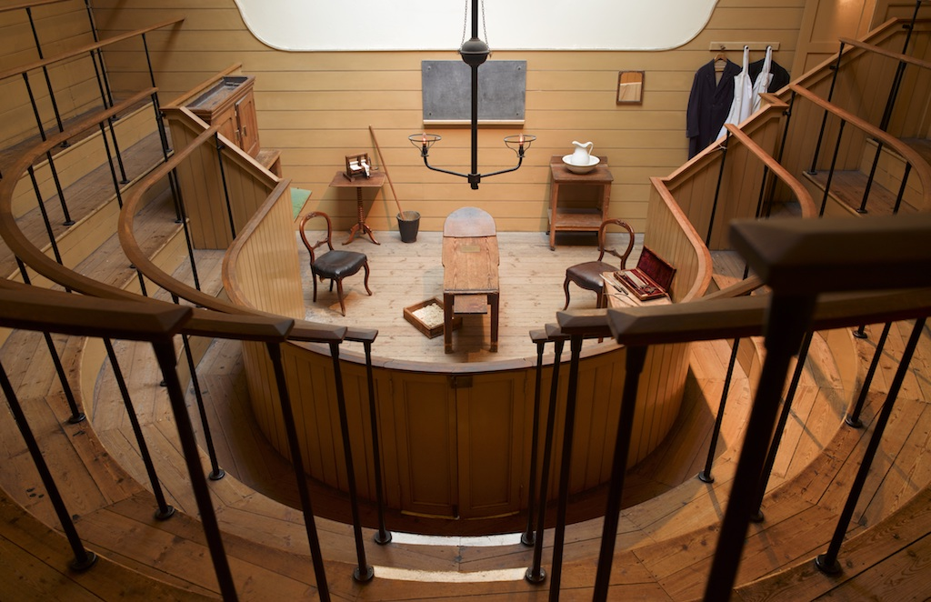 Old Operating Theatre London