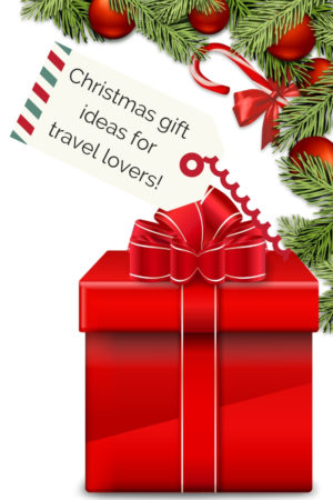 Christmas gift ideas for travel lovers!