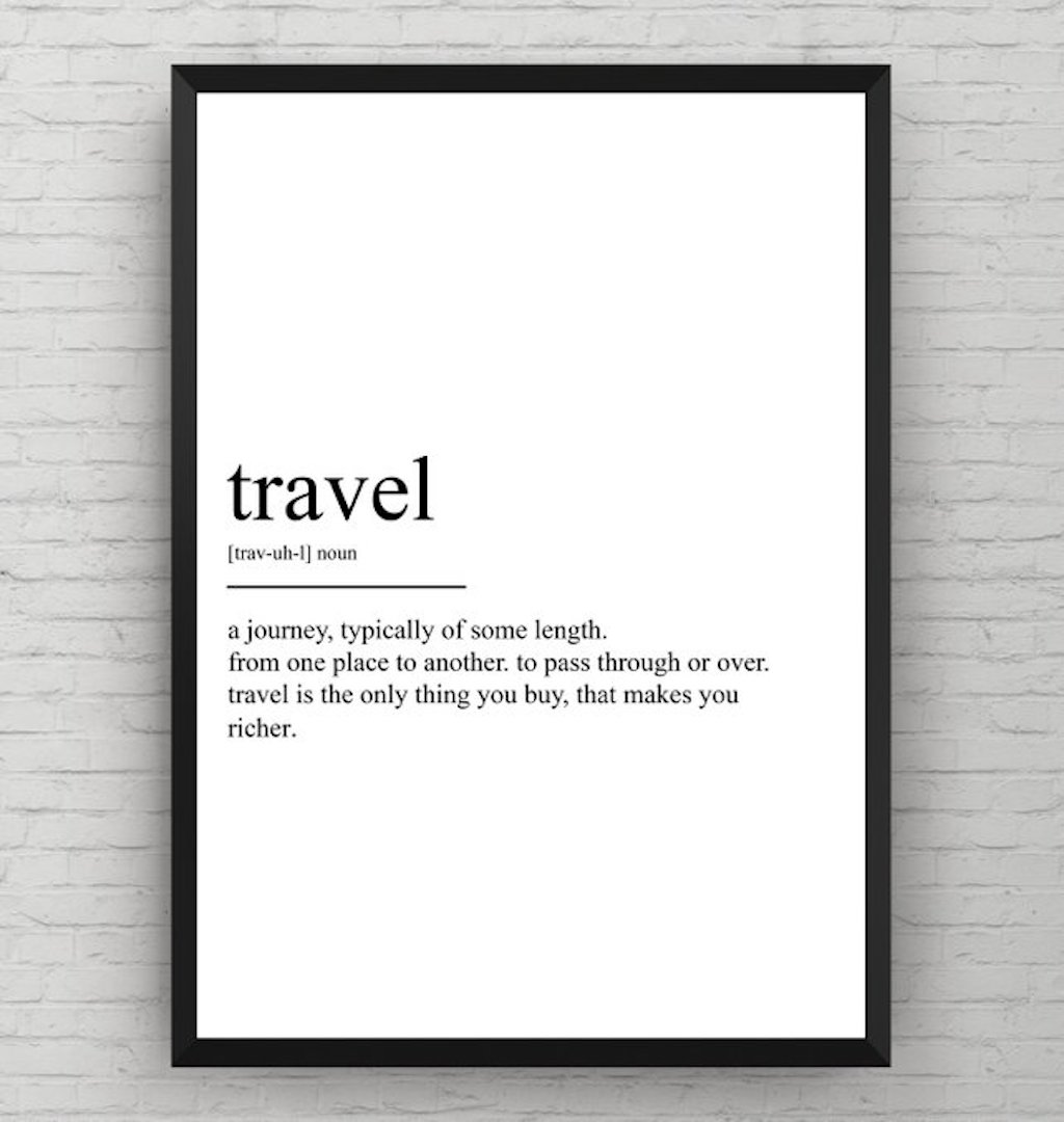 Etsy travel gift guide