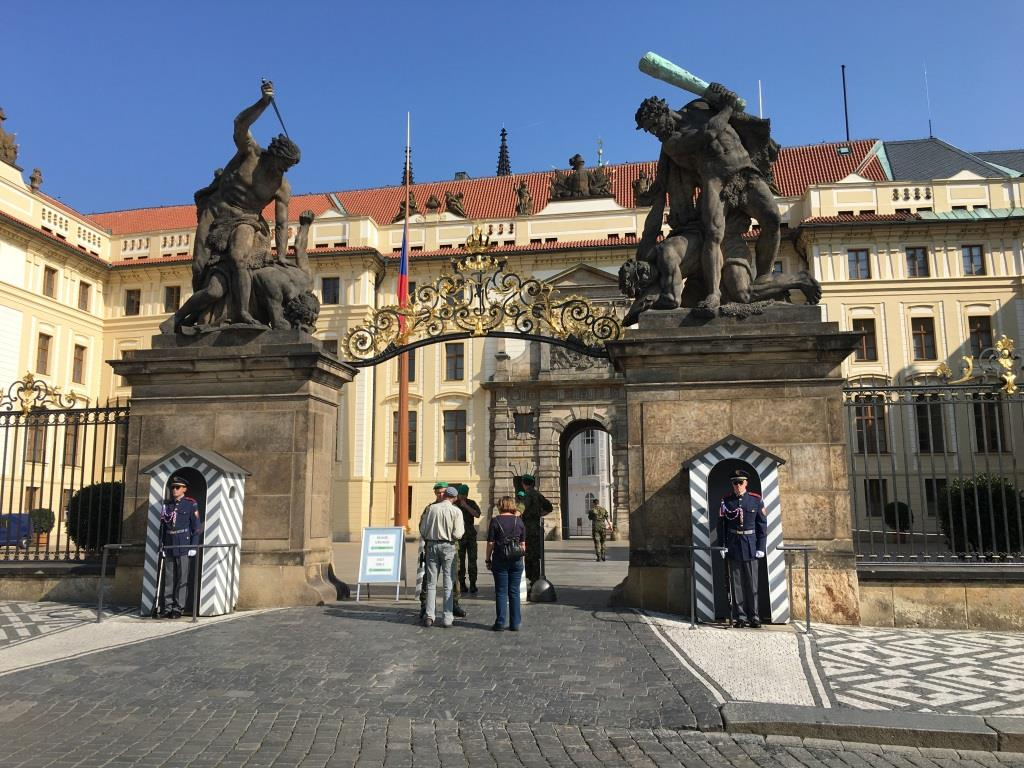 A Discovery of Witches, Shadow of Night, Prague Castle