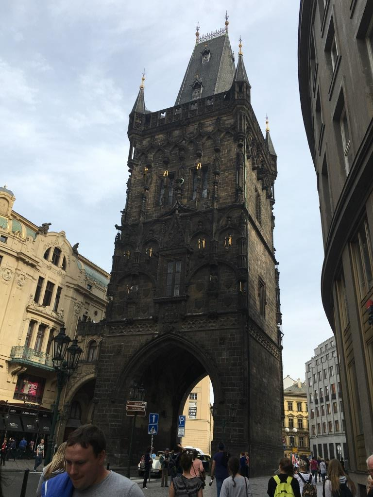 A Discovery of Witches, Shadow of Night, Prague, The Powder Tower