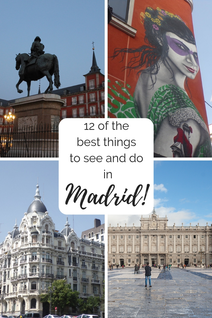 What to see and do in Madrid