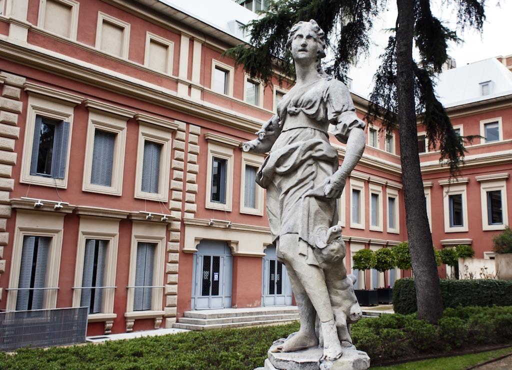 Museo Lazaro Galdano Madrid