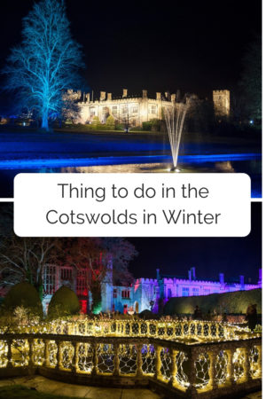 Things to do in the cotswolds in winter