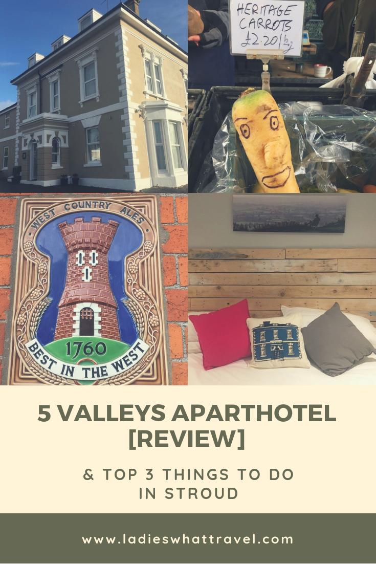 Michael Paul Holidays, Five Valleys Aparthotel, Stroud