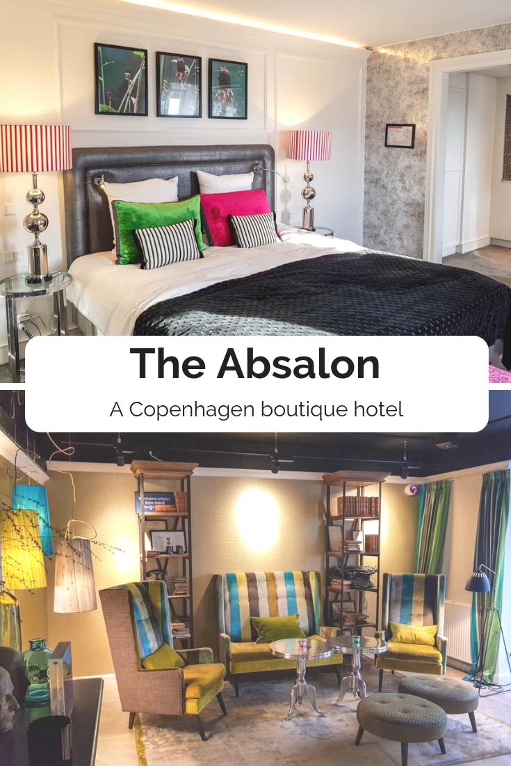 Absalon Copenhagen Boutique hotel