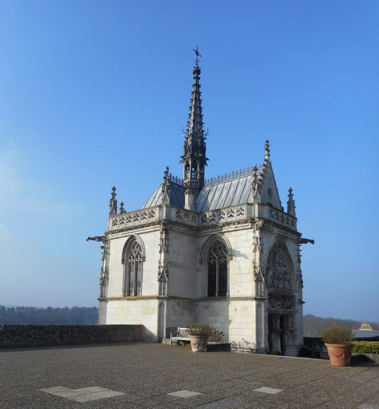 Chateau d'Amboise, France