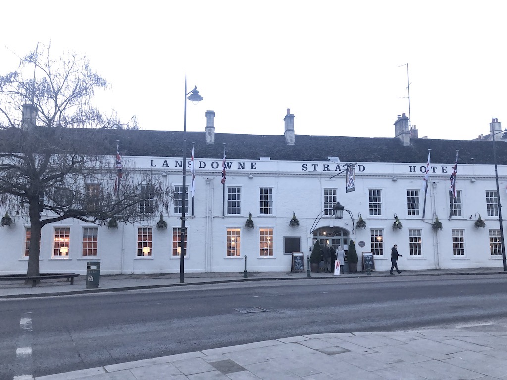 Lansdowne Arms Hotel Review Calne Wiltshire