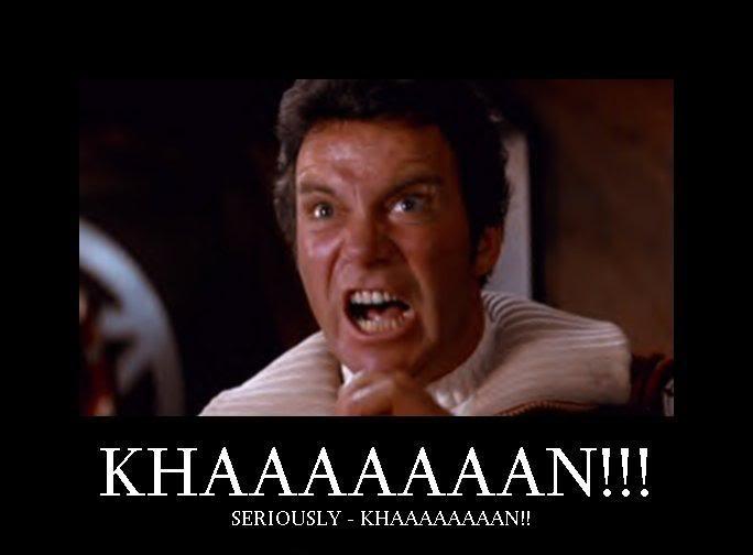 Star Trek Wrath of Khan meme