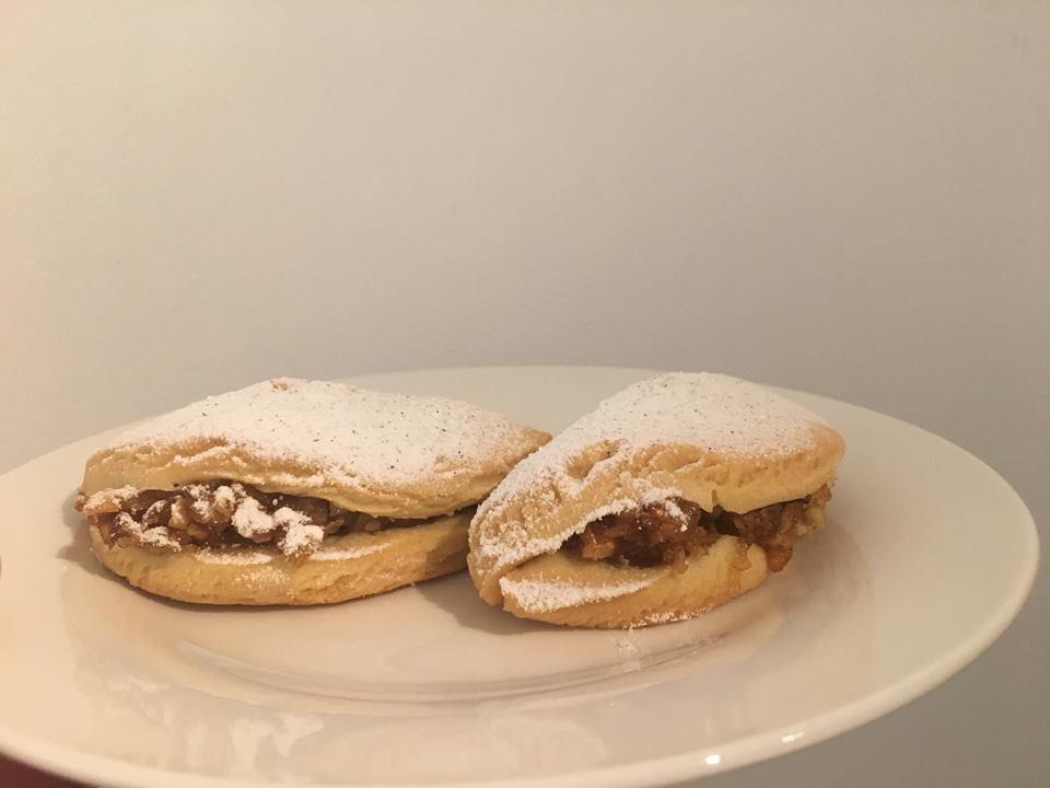 Elmalı Kurabiye: Turkish Apple Cookies [Recipe]