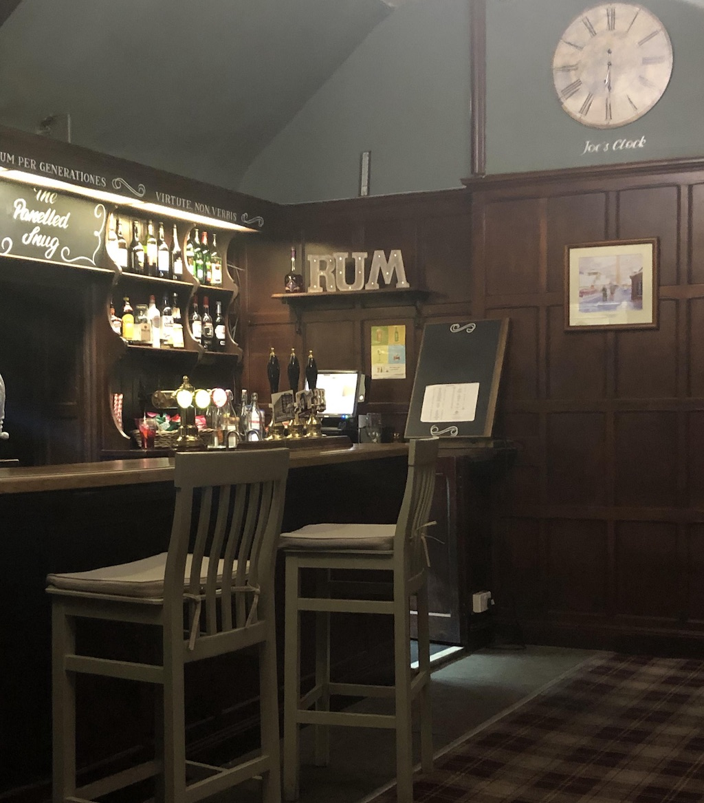 Lansdowne Arms Hotel Review Calne Wiltshire 1