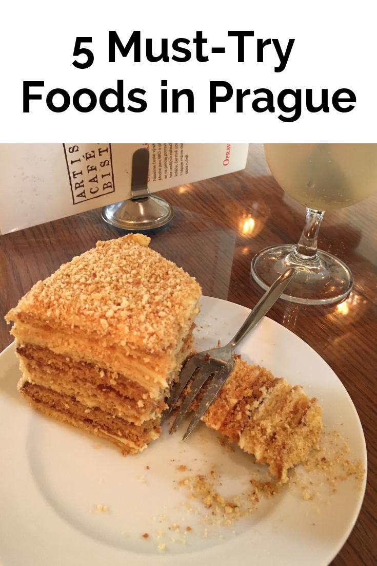 5 Must-Try Foods in Prague