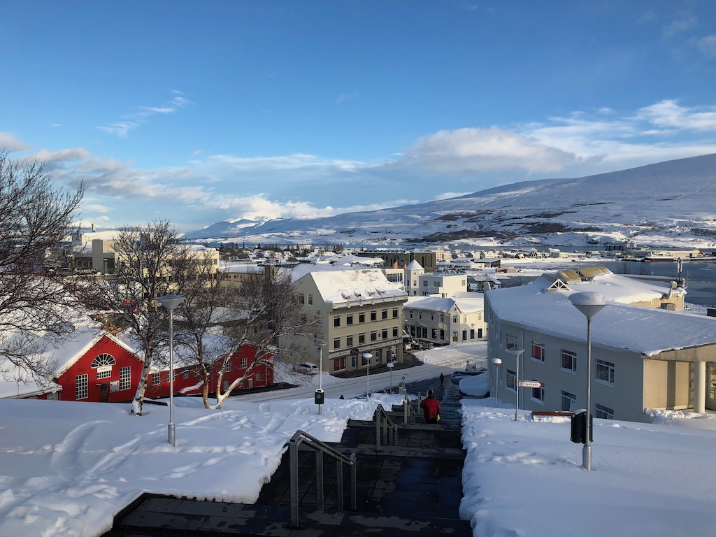 Akureyri Northern Iceland Ladies What Travel