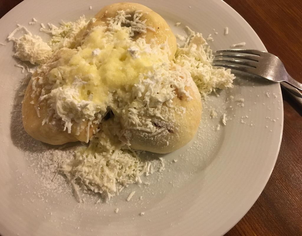 Czech fruit dumplings - 5 Must-Try Foods in Prague