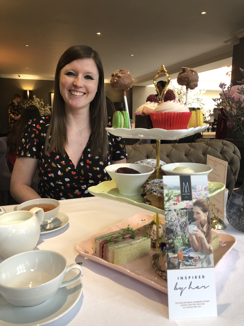 Ladies Afternoon Tea in Windsor