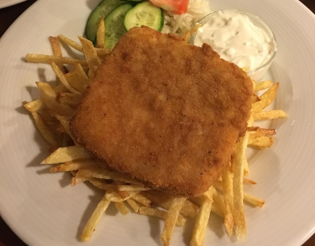 Smažený sýr – fried cheese - 5 Must-Try Foods in Prague